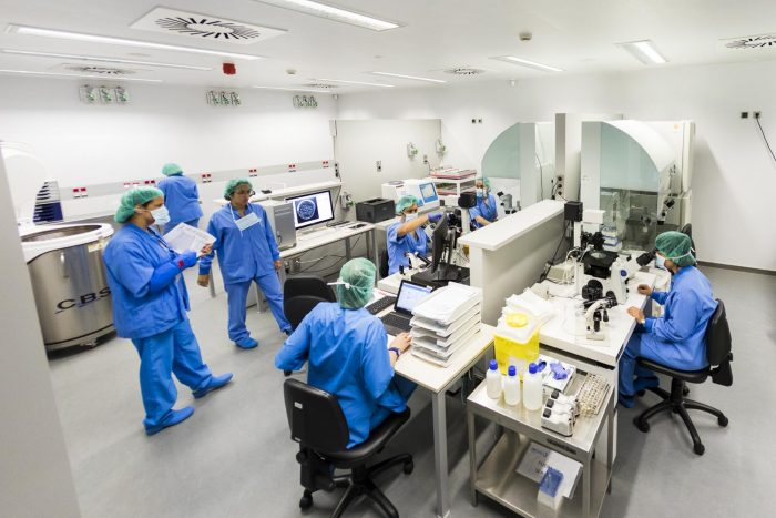 IVI-RMA is the largest Assisted Reproduction group in the world