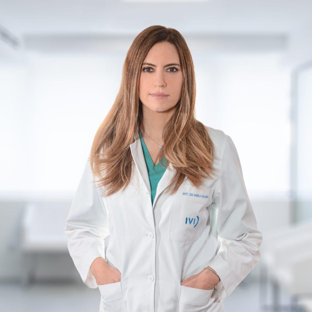 Daniela Galliano - Fertility Specialist at IVI