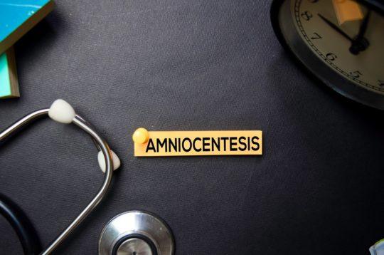 What is amniocentesis?
