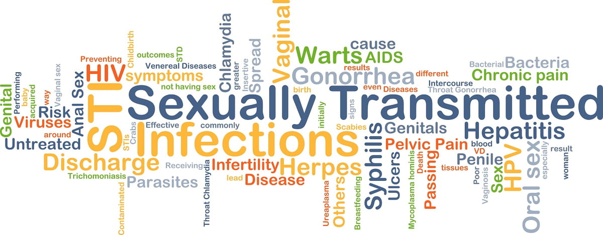 Everything you need to know about sexually transmitted diseases (STDs)