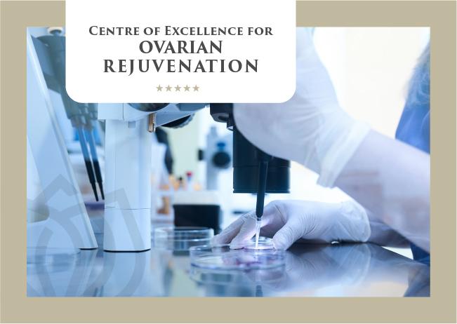 Centre of Excellence for Ovarian Rejuvenation